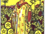 The Daily Draw: Nine of Pentacles
