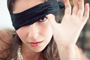 Take off the blindfold