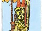 The Daily Draw: Page of Wands,Reversed