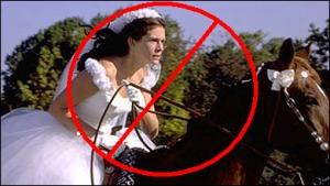 No Runaway Brides