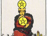 The Daily Draw: Four of Pentacles