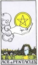 The Daily Draw: Ace ofPentacles