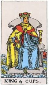 The Daily Draw: King of Cups