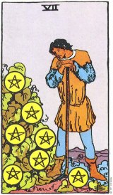 The Daily Draw: Seven ofPentacles