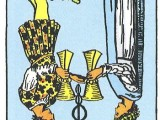The Daily Draw: Two of Cups,Reversed