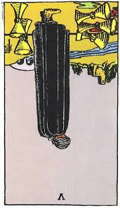 Five of Cups Reversed