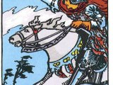 Card of the Day: Knight of Swords